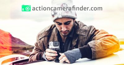 'Action Camera Finder' Helps You Find the Perfect One for Your Needs