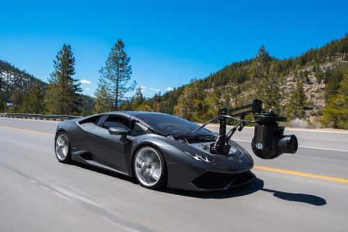 This $200,000 Lamborghini is the World's Fastest Camera Car