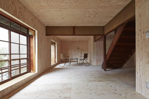 Ephemeral House / NAAD