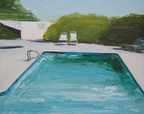 Drain the pool, Jennifer Beedon Snow