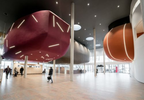 Culture and Education Center / Jeanne Dekkers Architectuur