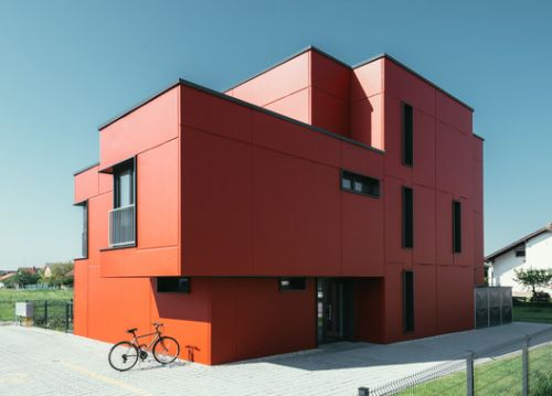 ECO-SANDWICH® House / University of Zagreb, Faculty of Architecture