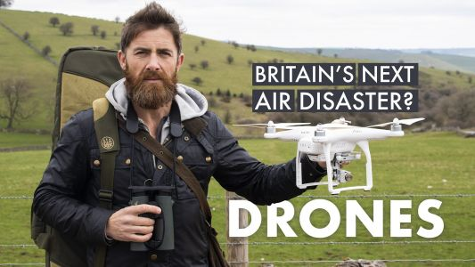 DJI Makes Formal Complaint Against BBC Over 'Biased' Drone Coverage