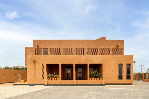 Abijo Mosque / Patrickwaheed Design Consultancy