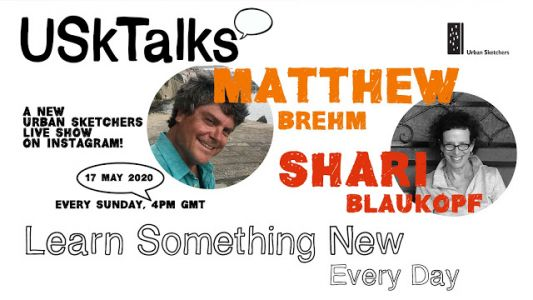 Next USk Talk, May 17th: Learn Something New