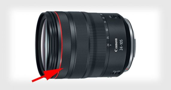 Canon Will 'De-Click' Your RF Lens for $80