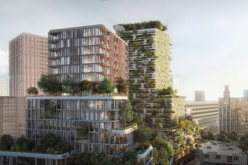 Wonderwoods by MVSA Architects and Stefano Boeri Architetti is the MIPIM/AR Future Project of the Year