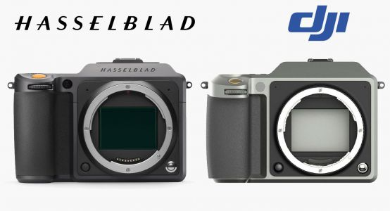 Patent Shows DJI is Working on a Clone of the Hasselblad X1D