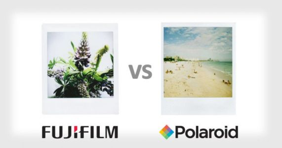 Fujifilm: Polaroid Demanding Millions Per Year for White Border on Instax