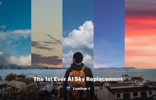 Skylum Announces Luminar 4 with AI-Powered Automatic Sky Replacement
