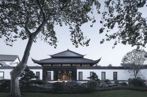 The Lobby Reconstruction of Shaoxing Hotel / UAD