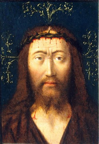 Good Friday - 1445 Petrus Christus