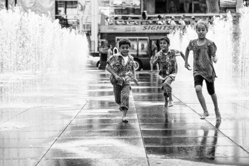 Street Photography and Photographing Children