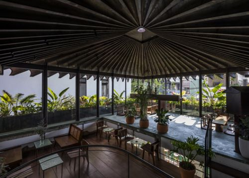 Namra Coffee / D1 Architectural Studio