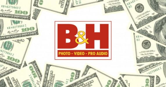 B&H Will Refund All Sales Tax for Every Customer with Its New Credit Card