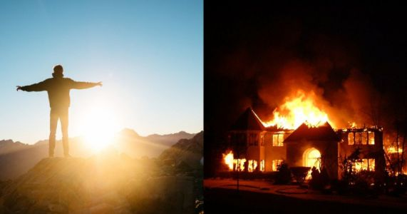 On 'Making It' as a Photographer, or: What if Your House Burned Down?