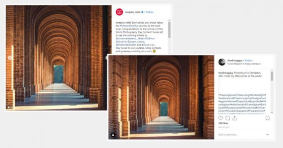 Man Can't Explain Why Prize-Winning Photo is Identical to Another Photog's