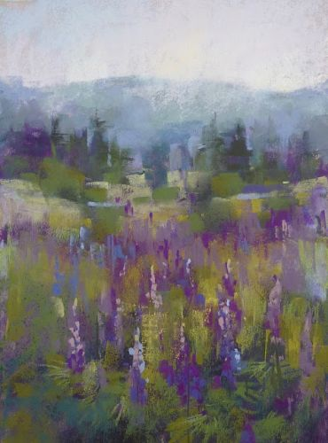 How to Create a Mood in a Landscape Painting