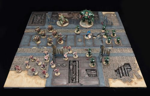 Showcase: Realm of Battle: Sector Imperialis