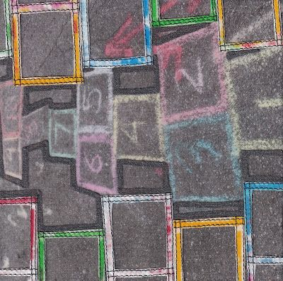 New Work: Hopscotch and Sealed Crack Lines