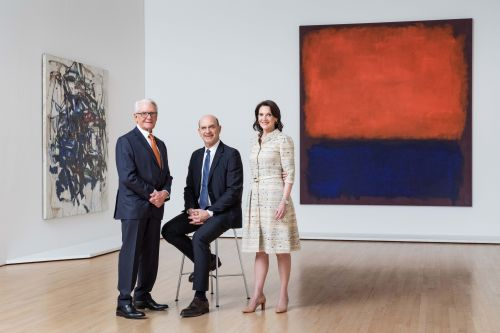 SFMOMA ANNOUNCES BOARD OF TRUSTEES LEADERSHIP TRANSITION AND APPOINTMENT OF NEW TRUSTEES AND HONORARY TRUSTEES