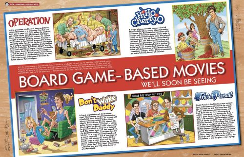 Monday MADness: Board Game Movies!