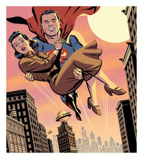 DC Comics Golden Age Superman Vol. 3 Cover