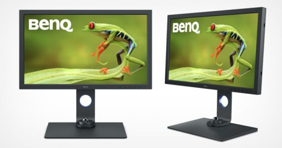 BenQ Reveals New 4K Photo Editing Monitor for Color-Critical Work