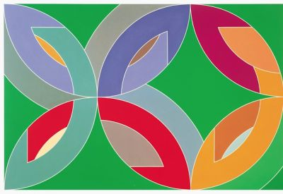 Frank Stella at the de Young and Bruce Conner at SFMOMA