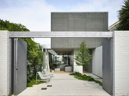 Fitzroy North House 02 / Rob Kennon Architects