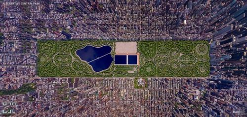 What New York's Central Park Could Have Looked Like