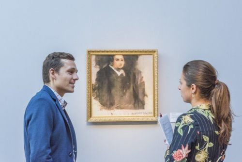 AI-Generated Portrait Sells for $432K at Auction in World's First