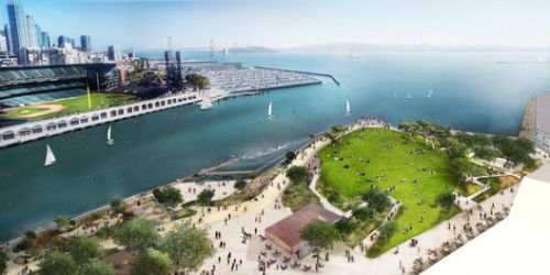 Mission Rock's Collaborative Master Plan to Transform San Francisco's Waterfront