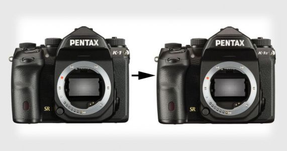 Ricoh Will Turn Your Pentax K-1 Into a K-1 Mark II for $550