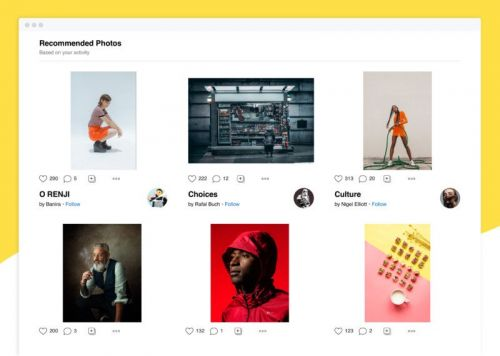 500px Launches Photobook-Inspired Redesign, Users Aren't Happy