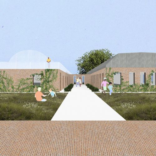 MIT Students Team With Nonprofit to Flip a Prison Into an Agricultural Community Center