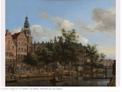 Fragrances of the Dutch Golden Age