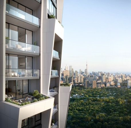Studio Gang Designs 'Wind Proof' Penthouses for First Ever Project in Canada