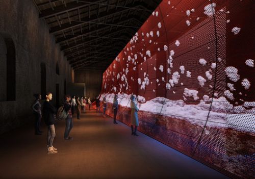 Chinese Pavilion at the 2021 Venice Biennale Reimagines Traditional Multi-family Courtyards