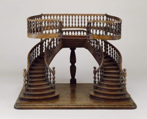 Marvel at Tiny, Perfect Staircases Made by a Secret Society of