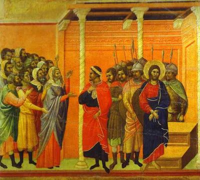 Holy Week: Monday - Peter's Denials