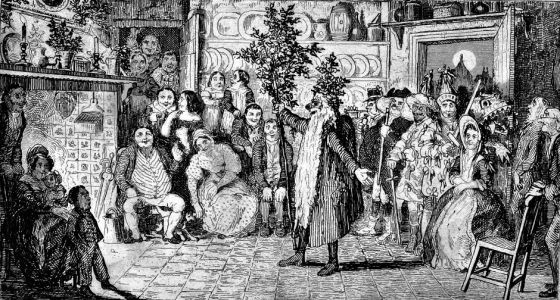 Christmas Wassailing as Social Protest