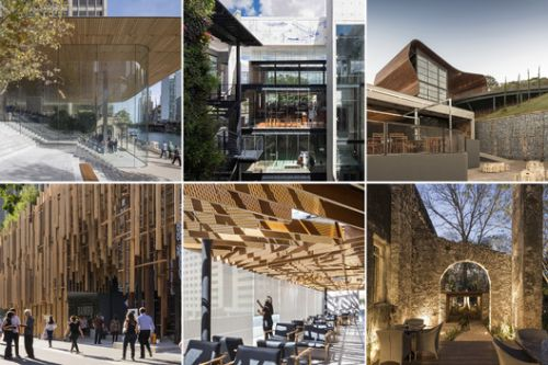 22 Projects Named Continental Winners of Prix Versailles 2018