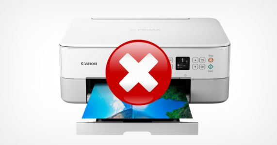 Canon Sued for Disabling Scanning When Printers Run Out of Ink