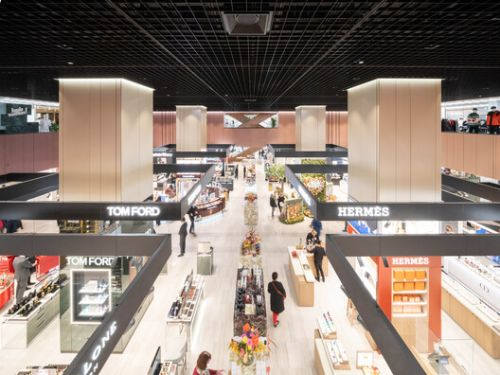 OMA Completes First Quadrant of KaDeWe Department Store in Berlin