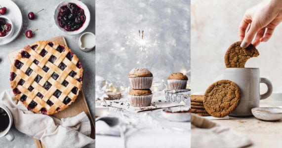 Five Tips to Take Better Thanksgiving and Holiday Food Photos