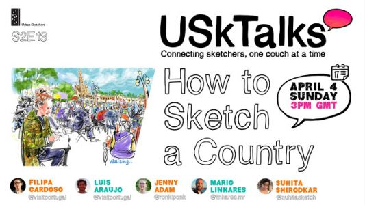 Next USK Talks: How to Sketch a Country