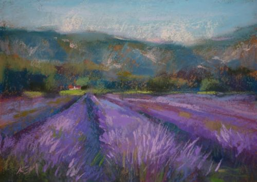 My Paintings from Provence and What I Used to Paint Them