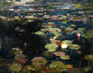 """Symphonic Water Lilies"""
