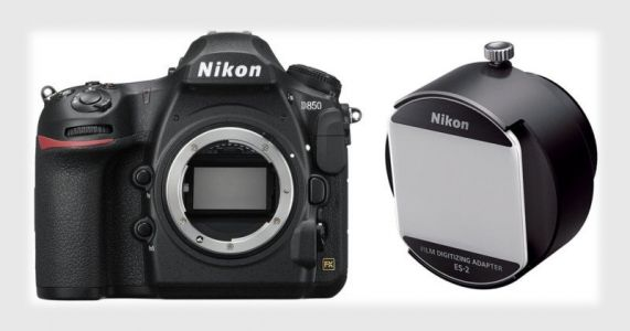 This is How the Nikon D850's Negative Digitizer Mode Works